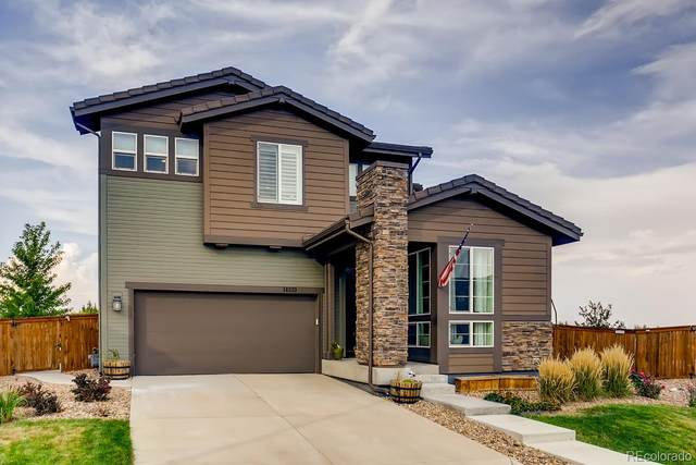 14010 Touchstone Street, Parker, CO 80134 (#4253775) :: Chateaux Realty Group
