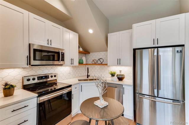 4432 Tennyson Street #4, Denver, CO 80212 (MLS #4253825) :: Clare Day with Keller Williams Advantage Realty LLC