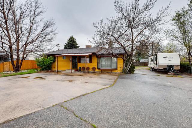 8521 Devonshire Boulevard, Thornton, CO 80229 (#4254066) :: The Peak Properties Group