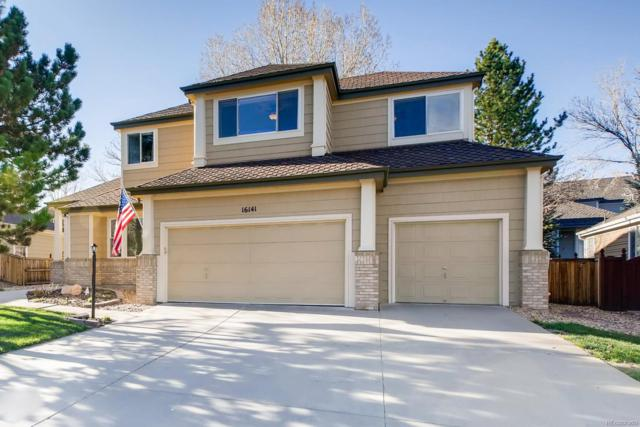16141 Parkside Drive, Parker, CO 80134 (MLS #4254130) :: 8z Real Estate