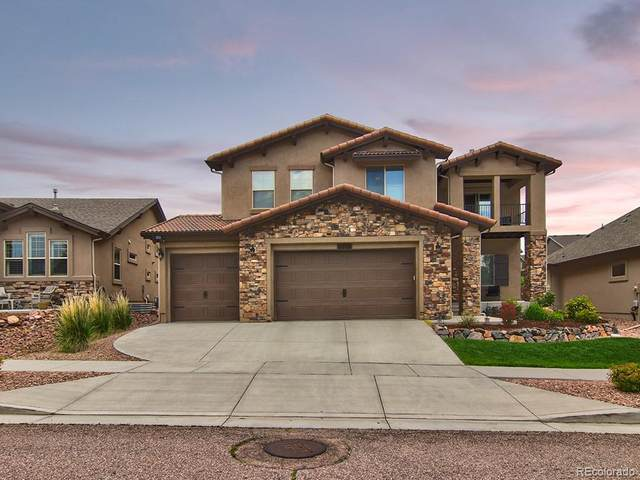 3015 Looking Glass Way, Colorado Springs, CO 80908 (#4254159) :: The Harling Team @ Homesmart Realty Group