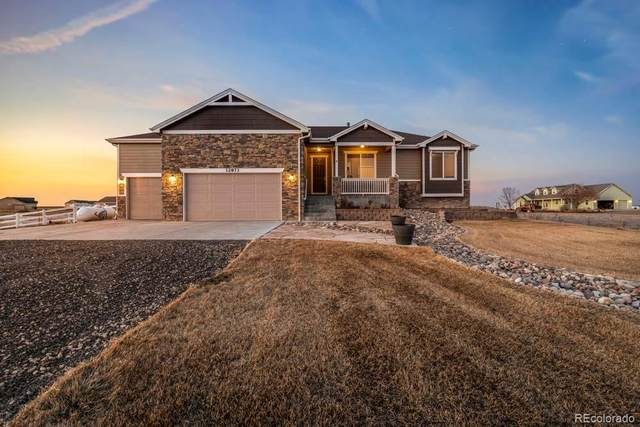 12873 County Road 72, Severance, CO 80615 (MLS #4254242) :: 8z Real Estate