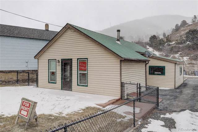 1819 Miner Street, Idaho Springs, CO 80452 (#4255481) :: Chateaux Realty Group