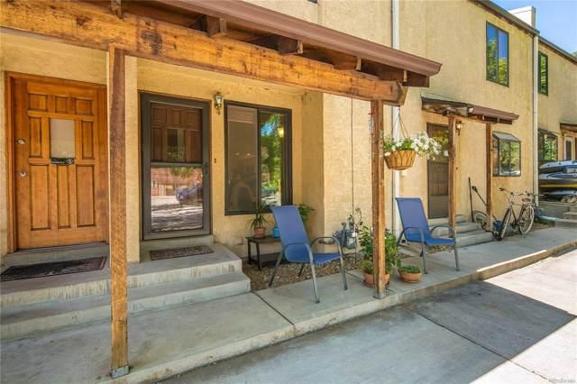 808 Illinois Street #5, Golden, CO 80401 (MLS #4255613) :: 8z Real Estate