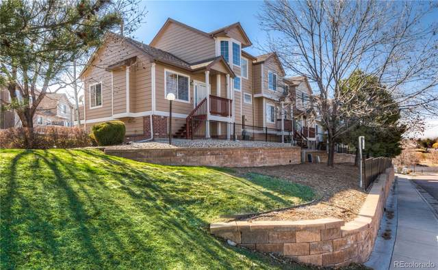 6819 S Webster Street C, Littleton, CO 80128 (#4255792) :: The DeGrood Team