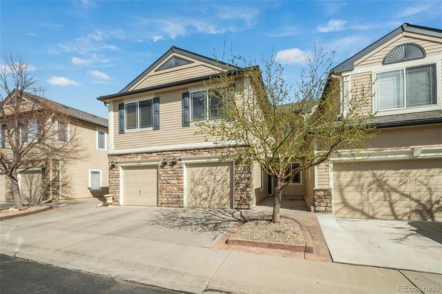 11253 W Rice Place, Littleton, CO 80127 (#4255926) :: James Crocker Team