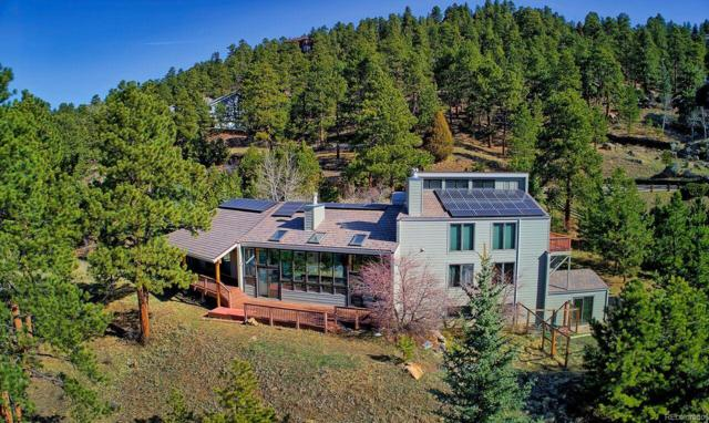 28632 Western Court, Evergreen, CO 80439 (#4256190) :: The City and Mountains Group