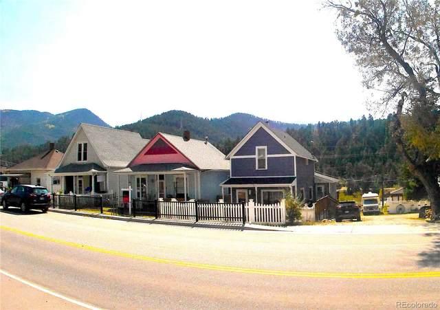731 Colorado Boulevard, Idaho Springs, CO 80452 (#4256459) :: The Healey Group