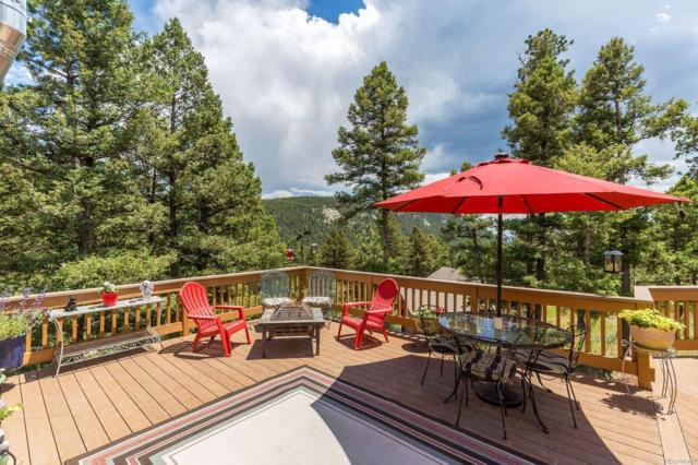 13139 Elsie Road, Conifer, CO 80433 (MLS #4256600) :: 8z Real Estate