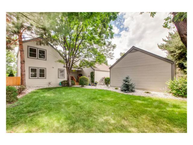 5388 E Weaver Avenue, Centennial, CO 80121 (MLS #4256717) :: 8z Real Estate