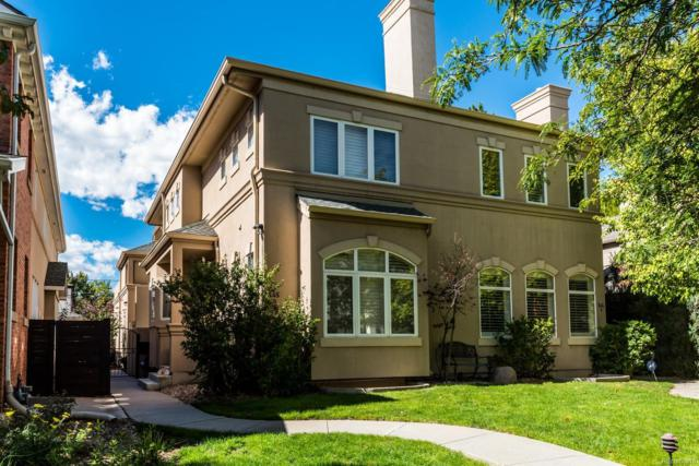 245 S Jackson Street C, Denver, CO 80209 (#4257058) :: The Healey Group