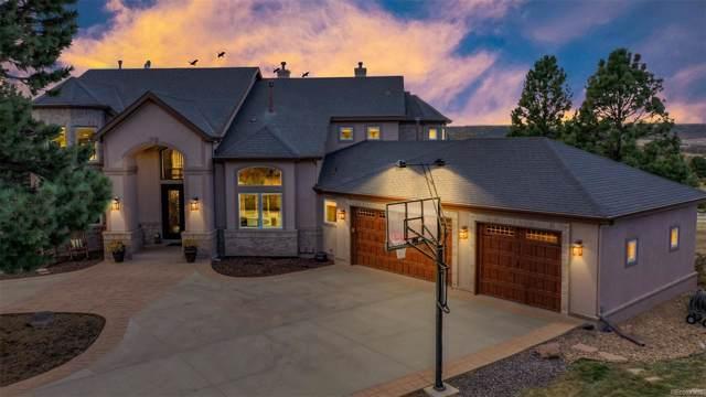7337 Kelty Trail, Franktown, CO 80116 (MLS #4257179) :: Kittle Real Estate