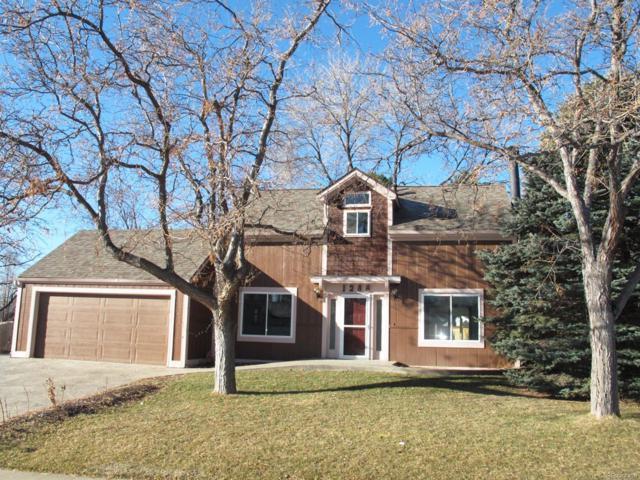 1288 Doric Drive, Lafayette, CO 80026 (MLS #4257314) :: 8z Real Estate