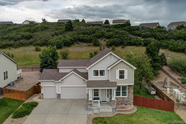 870 Halfmoon Drive, Castle Rock, CO 80104 (#4257491) :: The DeGrood Team