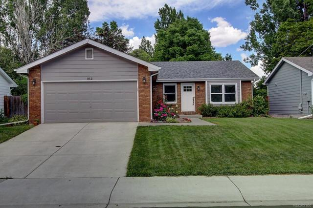 812 Queens Court, Fort Collins, CO 80525 (#4257864) :: The HomeSmiths Team - Keller Williams