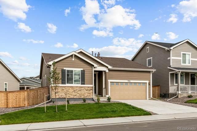 936 Waterloo Court, Aurora, CO 80018 (MLS #4257911) :: 8z Real Estate