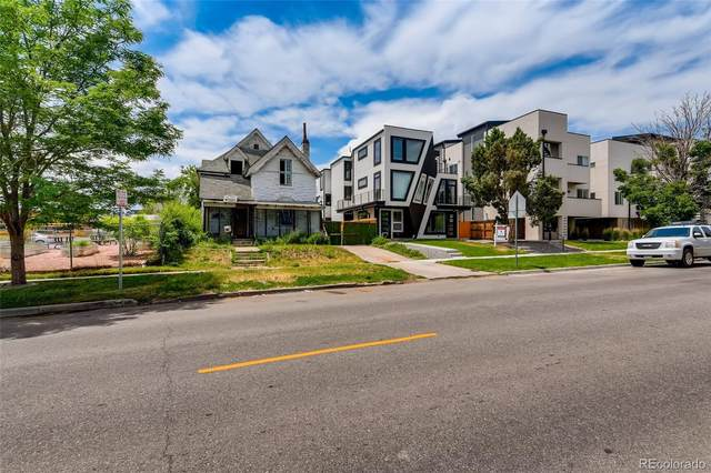 1625 Irving Street, Denver, CO 80204 (MLS #4258075) :: Clare Day with Keller Williams Advantage Realty LLC