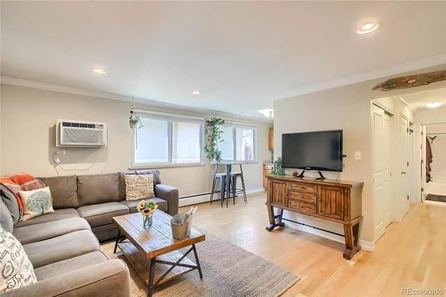 1330 Race Street #204, Denver, CO 80206 (#4259879) :: HomeSmart Realty Group