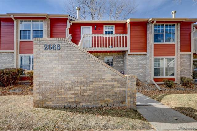 2666 E Otero Place #5, Centennial, CO 80122 (#4260275) :: The DeGrood Team