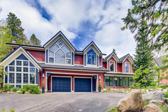 106 N High Street, Breckenridge, CO 80424 (MLS #4260460) :: Kittle Real Estate