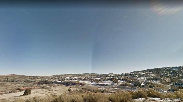 Lot 4 Long Winding Road, Morrison, CO 80465 (#4260535) :: The FI Team