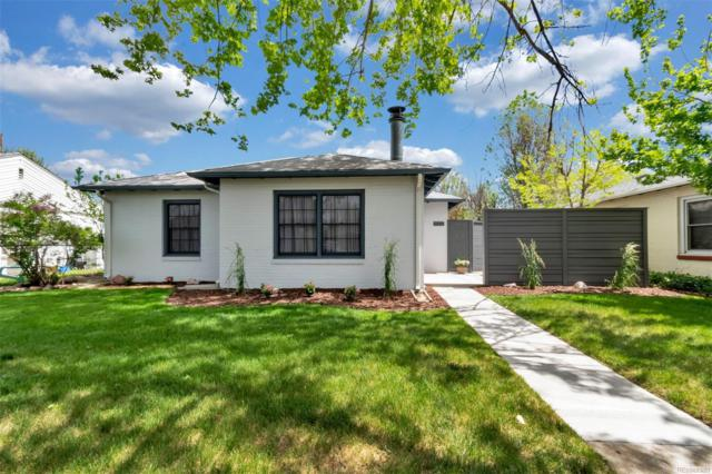1364 Spruce Street, Denver, CO 80220 (MLS #4260961) :: 8z Real Estate