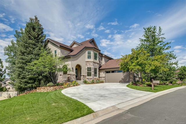3310 Klondike Place, Castle Rock, CO 80108 (MLS #4261035) :: 8z Real Estate