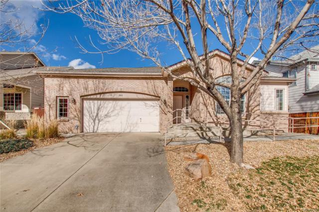 540 Saint Andrews Drive, Longmont, CO 80504 (#4261147) :: Bring Home Denver