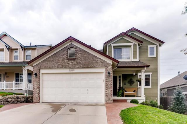 11085 Cannonade Drive, Parker, CO 80138 (#4261150) :: The City and Mountains Group