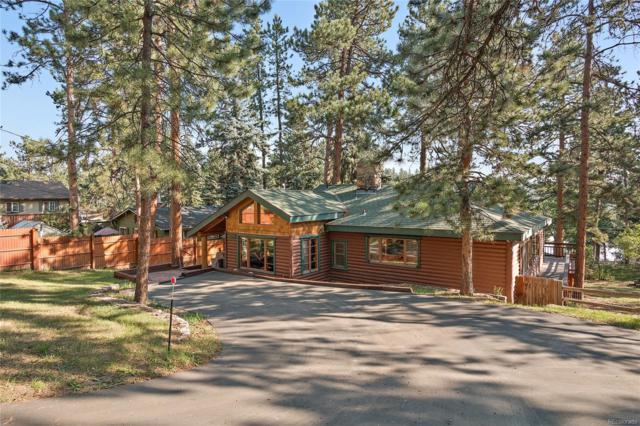 4782 S Cedar Road, Evergreen, CO 80439 (#4261903) :: The City and Mountains Group
