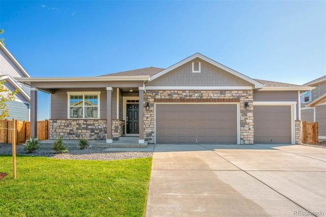 6864 Whisper Trail Lane, Wellington, CO 80549 (#4261910) :: Bring Home Denver with Keller Williams Downtown Realty LLC