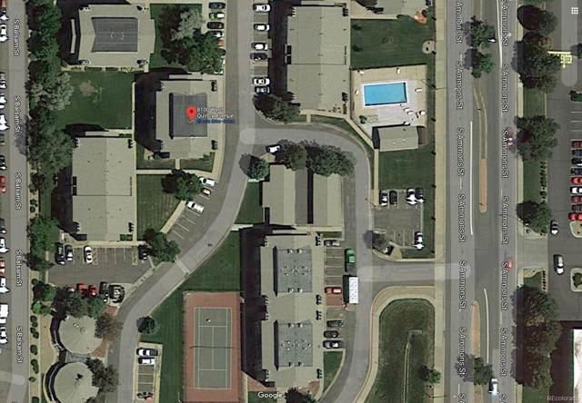 8100 W Quincy Avenue #7, Denver, CO 80123 (#4262257) :: The Margolis Team