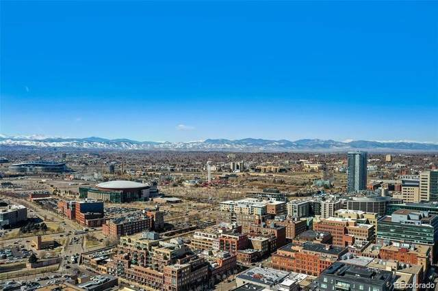 1625 Larimer Street #2801, Denver, CO 80202 (#4262331) :: Colorado Home Finder Realty