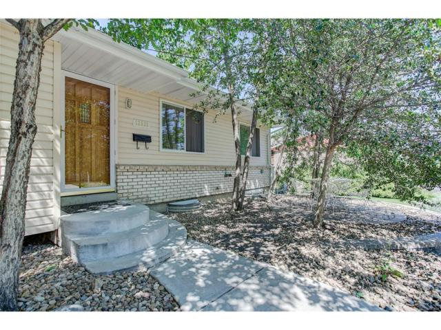 12531 W Florida Drive, Lakewood, CO 80228 (#4262378) :: ParkSide Realty & Management