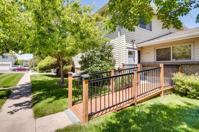 3351 S Field Street #191, Lakewood, CO 80227 (MLS #4262423) :: 8z Real Estate
