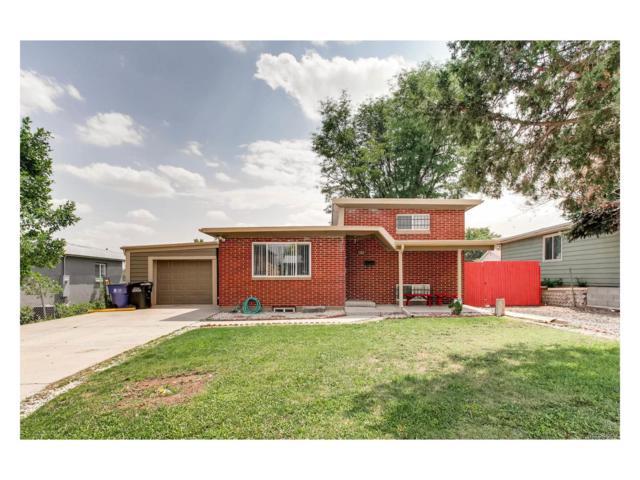 5140 W Dakota Avenue, Denver, CO 80219 (MLS #4262429) :: 8z Real Estate