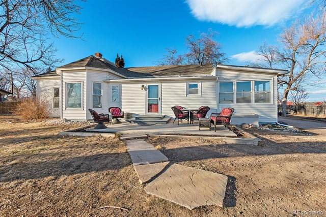413 E County Road 8, Berthoud, CO 80513 (MLS #4262962) :: Wheelhouse Realty