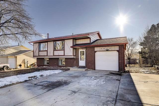 2020 Poteae Circle, Colorado Springs, CO 80915 (MLS #4263123) :: 8z Real Estate