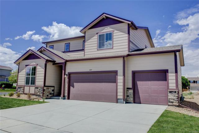 4207 Prairie Drive, Brighton, CO 80601 (#4263514) :: The HomeSmiths Team - Keller Williams
