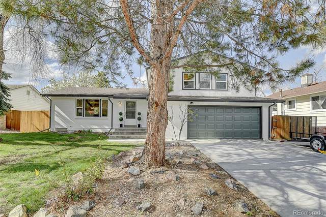 7855 W Ontario Place, Littleton, CO 80128 (#4263562) :: Mile High Luxury Real Estate