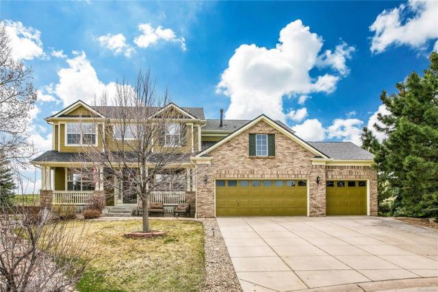 6092 Blue Terrace Circle, Castle Pines, CO 80108 (MLS #4263603) :: 8z Real Estate