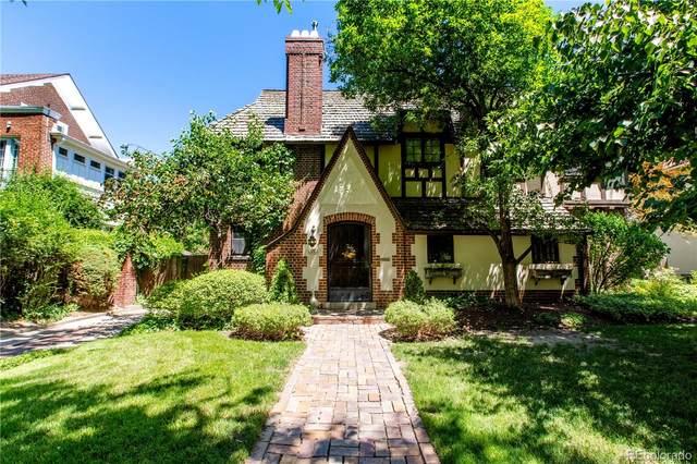 128 N Gilpin Street, Denver, CO 80218 (#4263696) :: Mile High Luxury Real Estate