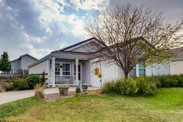 192 Vista Boulevard, Lochbuie, CO 80603 (MLS #4263960) :: 8z Real Estate