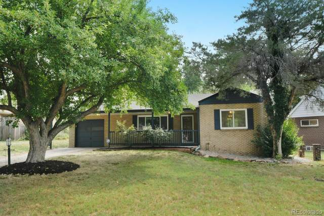 1670 S Josephine Street, Denver, CO 80210 (MLS #4264036) :: Clare Day with Keller Williams Advantage Realty LLC
