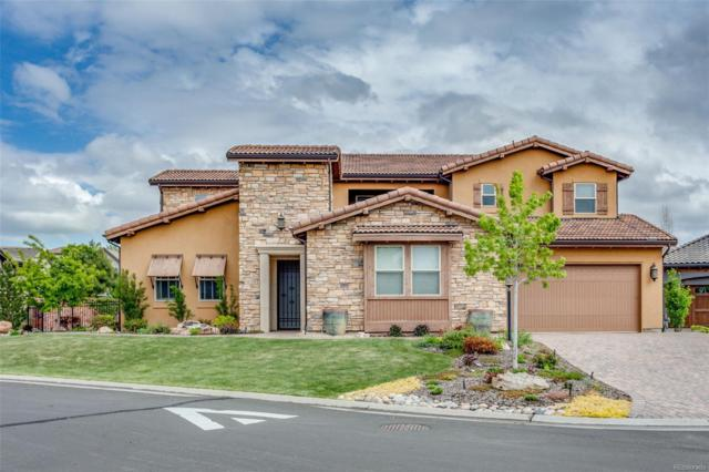 10139 S Shadow Hill Drive, Lone Tree, CO 80124 (#4264246) :: Bring Home Denver with Keller Williams Downtown Realty LLC