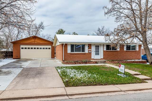 7241 S Albion Street, Centennial, CO 80122 (#4264358) :: Keller Williams Action Realty LLC