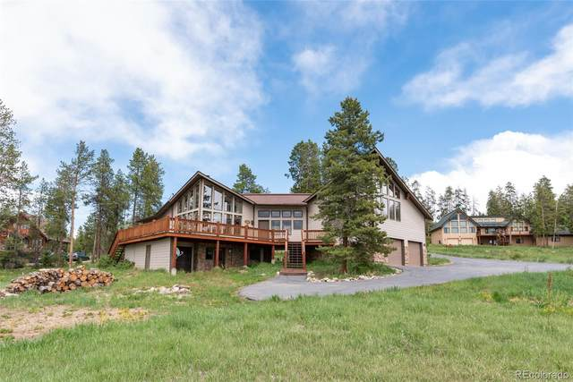133 County Road 837, Fraser, CO 80442 (#4264391) :: The DeGrood Team
