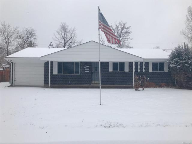 11697 E Virginia Place, Aurora, CO 80012 (MLS #4264397) :: 8z Real Estate