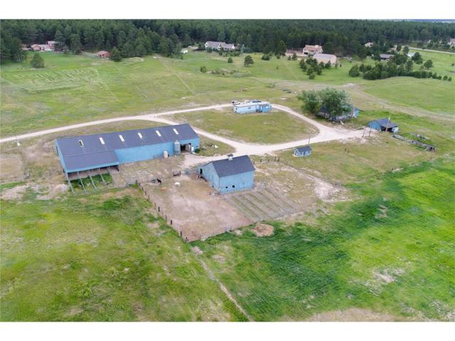 18065 Saddlewood Road, Monument, CO 80132 (#4264543) :: The Peak Properties Group