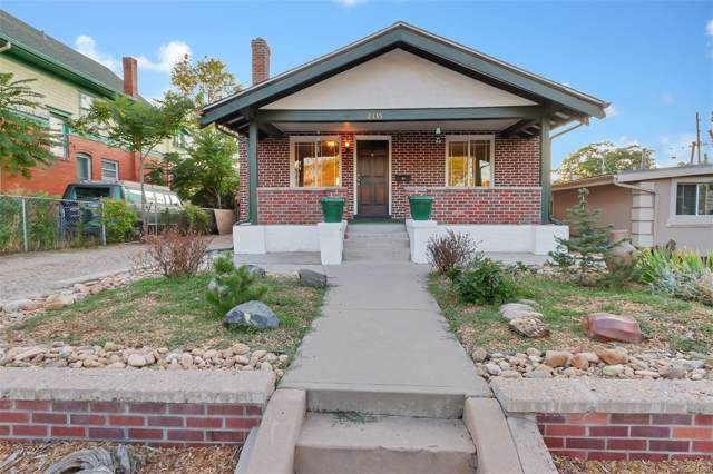 2135 S Acoma Street, Denver, CO 80223 (MLS #4265157) :: 8z Real Estate